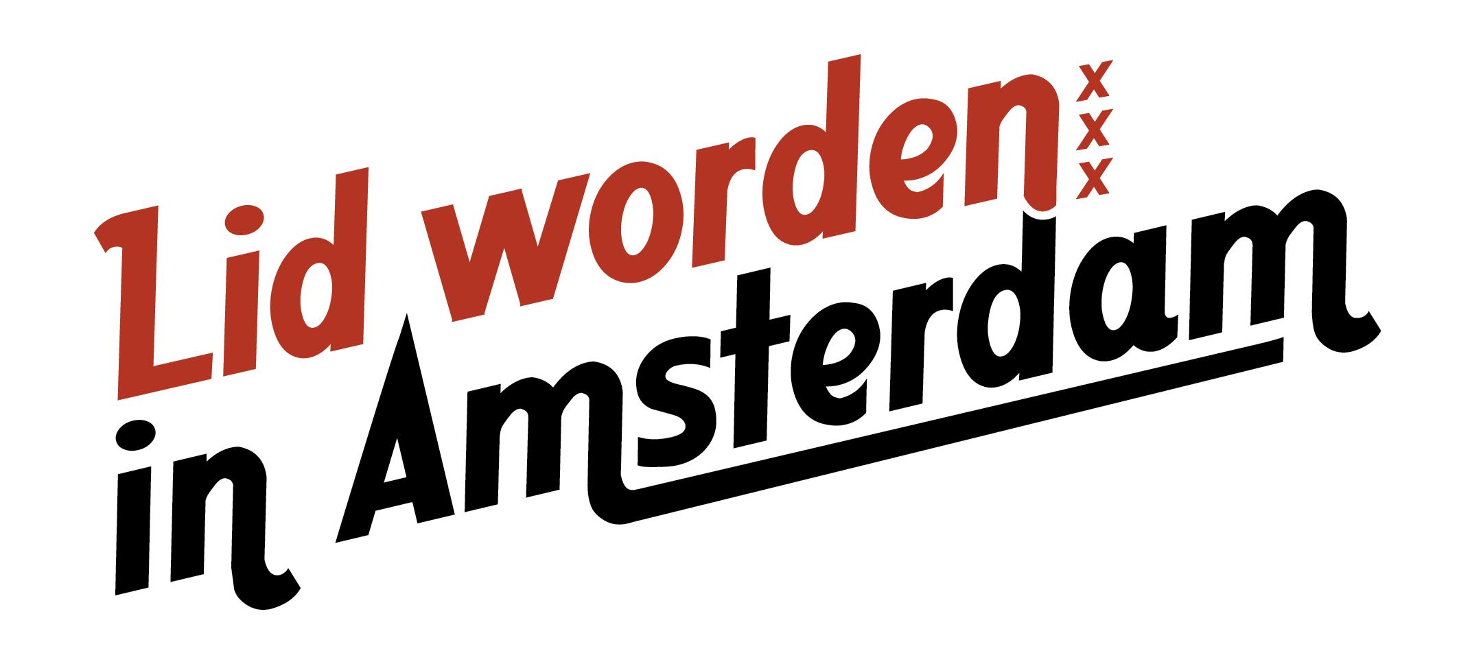 Lid Worden In Amsterdam logo