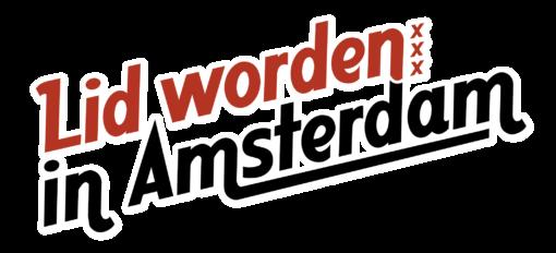 Lid Worden In Amsterdam